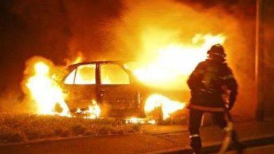 Photo of За добу на Львівщині вщент згоріли дві автівки