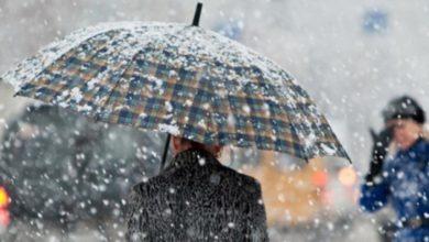 Photo of З вівторка на Львівщині прогнозують мокрий сніг