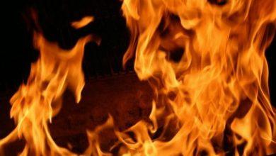 Photo of На Самбірщині 62-річний чоловік загинув під час пожежі у погребі