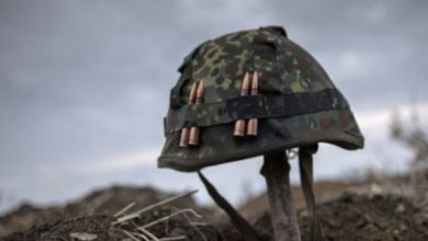 Photo of На Донбасі загинув один український захисник