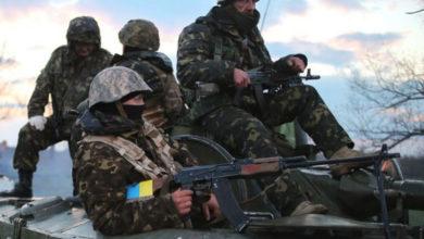 Photo of Доба на Донбасі: один український воїн загинув, ще семеро – постраждали