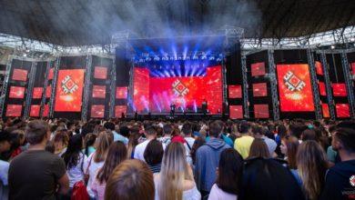 Photo of «Українська пісня» зібрала на «Арені Львів» 20 тисяч меломанів