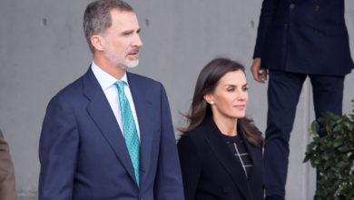 Photo of Як не втратити ефектності у чорному вбранні: приклад королеви Іспанії