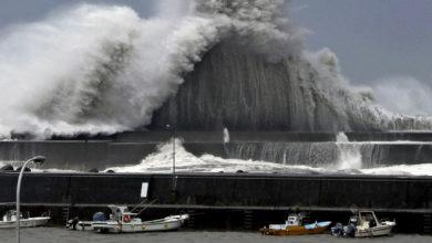 Photo of На Японію сунуть два потужні тайфуни: можливі повені, зсуви і шторм