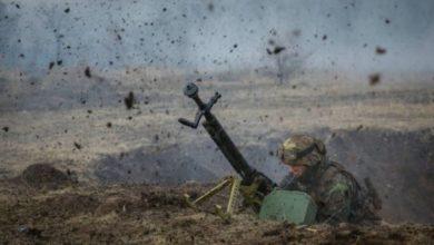 """Photo of Минулої доби на Донбасі бойовики 10 разів порушили """"режим тиші"""""""