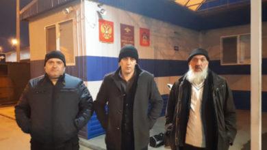 Photo of Трьох кримчан затримали дорогою з судового засідання