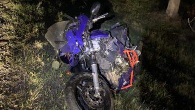 Photo of На Пустомитівщині ВАЗ зіткнувся з мотоциклом. Є постраждалі
