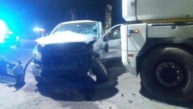 Photo of Під Львовом «Нісан» не розминувся з вантажівкою