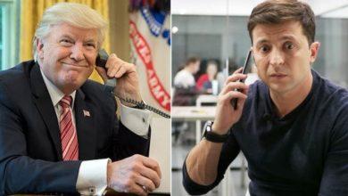 Photo of Трамп заморозив військову допомогу Україні через 90 хвилин після телефонної розмови із Зеленським, – CNN