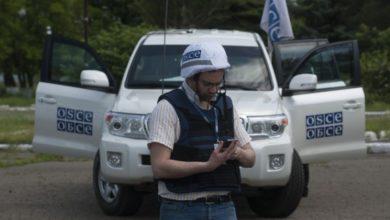 """Photo of У Донецькій обл. бойовики заборонили патрулям ОБСЄ проїзд у непідконтрольні райони через """"карантин"""""""