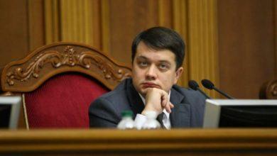 Photo of Разумков прокоментував заяву Шмигаля про відновлення водопостачання до анексованого Криму