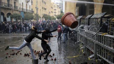 Photo of Кривавий розгін демонстрантів у Лівані: постраждало понад 150 людей – фото, відео