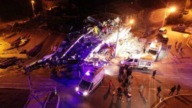 Photo of Потужний землетрус у Туреччині, багато жертв: деталі, фото та відео