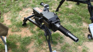 Photo of Техніка війни: Потужний гранатомет АГС-17 на Донбасі. Браковані БТР-4