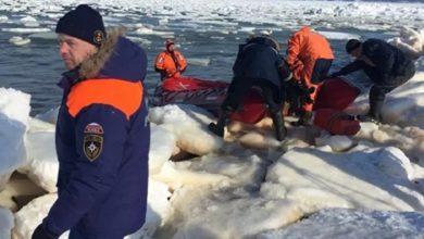 Photo of На російському Сахаліні у пастку потрапили 600 рибалок: їх крижину відірвало від берега – відео