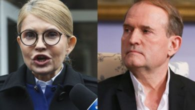 """Photo of Тимошенко ніколи не критикує Медведчука, – Лещенко назвав план лідерки """"Батьківщини"""""""