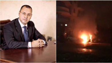 Photo of В Ужгороді спалили авто дипломата Ігоря Діра – соцмережі
