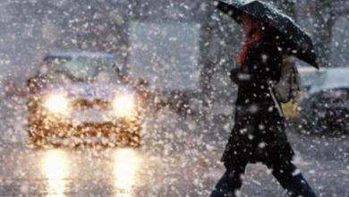 Photo of Мокрій сніг і сильний вітер: В Україні погіршиться погода