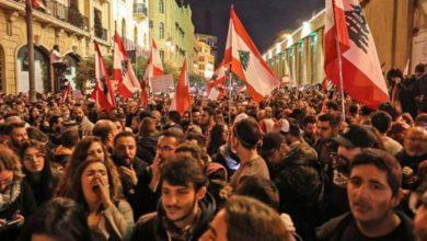 Photo of У Лівані в ході вуличних зіткнень постраждало понад 200 осіб