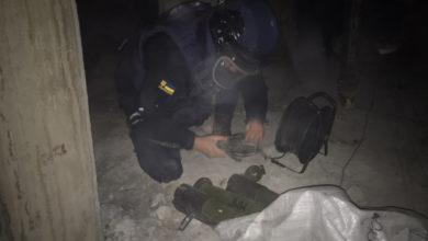 Photo of У Краматорську в багатоквартирному будинку виявили гранатомети