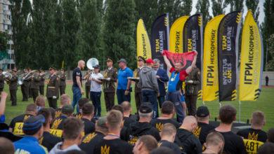 """Photo of Україну на """"Іграх нескорених"""" представлять 20 учасників"""