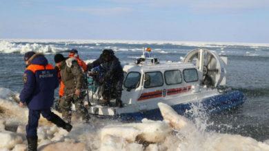 Photo of На російському Сахаліні близько 600 рибалок опинилися на відірваній крижині
