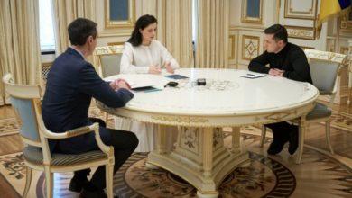 Photo of Зеленський заслухав керівництво МОЗ щодо ситуації з коронавірусом з Китаю
