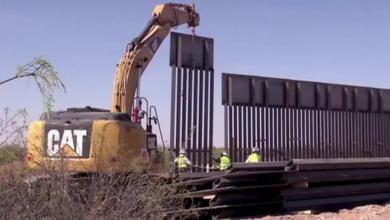 """Photo of У США з-за вітру звалилася """"стіна Трампа"""""""