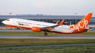 Photo of Лоукост SkyUp призупиняє польоти зі Львова до ОАЕ