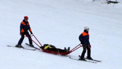 Photo of На горі Високий Верх травмувалося п'ять лижників