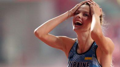 Photo of Українка у Львові встановила світовий рекорд зі стрибків у висоту у приміщеннях