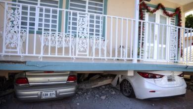 Photo of Біля узбережжя Пуерто-Рико стався землетрус магнітудою 5,8 бала