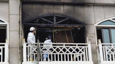 Photo of У Південній Кореї стався вибух у мотелі, є жертви і потерпілі