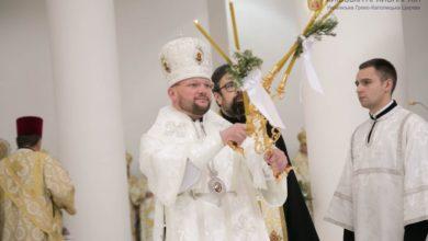 Photo of Завтра єпископ Степан Сус відслужить свою першу літургію у Гарнізонному храмі