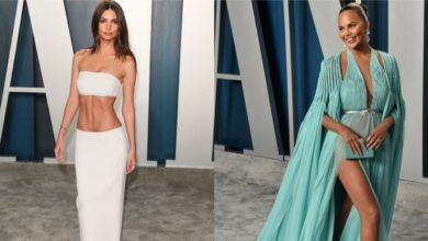 Photo of Прозорі сукні та провокативні декольте: які зірки відзначились на вечірці Vanity Fair
