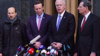 Photo of Американські сенатори запевнили Зеленського у двопартійній підтримці України: відео