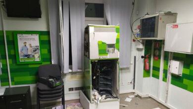 Photo of Невідомі підірвали та пограбували відділення банку в Миколаєві: фото