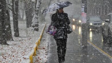 Photo of Прогноз погоди на 23 лютого: в Україну сунуть сніги, але з дощем