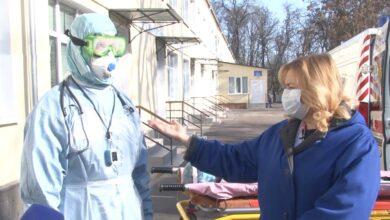 Photo of У Кропивницькому провели навчання на випадок госпіталізації хворих на коронавірус