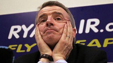 Photo of Директор Ryanair потрапив у скандал: він хоче посилити перевірку мусульман в аеропортах