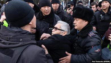 Photo of Масові протести опозиції у Казахстані: затримано вже понад 100 людей – фото, відео