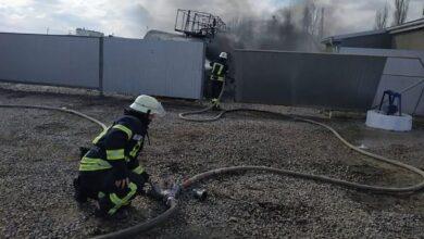 Photo of На Херсонщині стався вибух на АЗС: постраждали двоє людей – фото