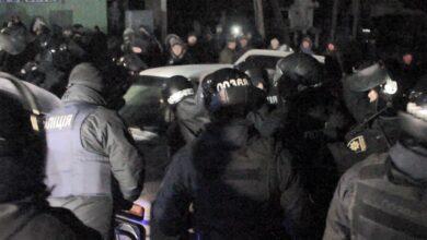 Photo of Протести у Нових Санжарах: п'ятьом затриманим вже обрали запобіжний захід