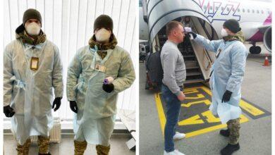 Photo of Загроза коронавірусу: в аеропорту Київ вимірюють температуру в пасажирів з Італії