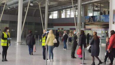 Photo of В аеропорту Львова запровадили особливий режим через коронавірус