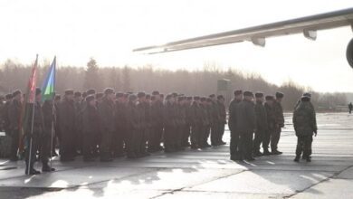 Photo of Повітряно-десантні війська РФ і Білорусі почали спільні тактичні навчання під Псковом