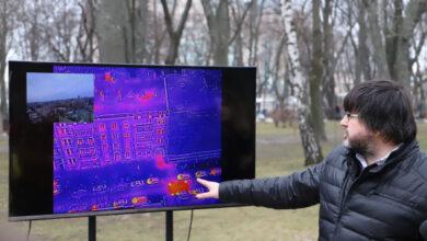 Photo of У Києві почали обстеження тепломереж з допомогою дронів, – КМДА
