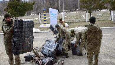 Photo of На кордоні з Румунією затримали контрабандну партію цигарок вартістю 2,5 млн гривень