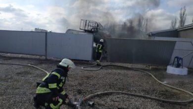 Photo of У Херсонській області внаслідок вибуху на АЗС постраждали дві людини