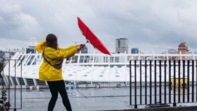Photo of У Києві 23 лютого оголошено штормове попередження